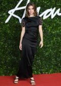 Barbara Palvin attends The Fashion Awards 2019 held at Royal Albert Hall in London, UK