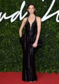Caitriona Balfe attends The Fashion Awards 2019 held at Royal Albert Hall in London, UK
