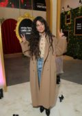 Camila Cabello attends Verizon and Camila Cabello host Pop-Up and Q&A in Los Angeles
