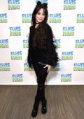 Camila Cabello visits 'The Elvis Duran Z100 Morning Show' at Z100 studios in New York City