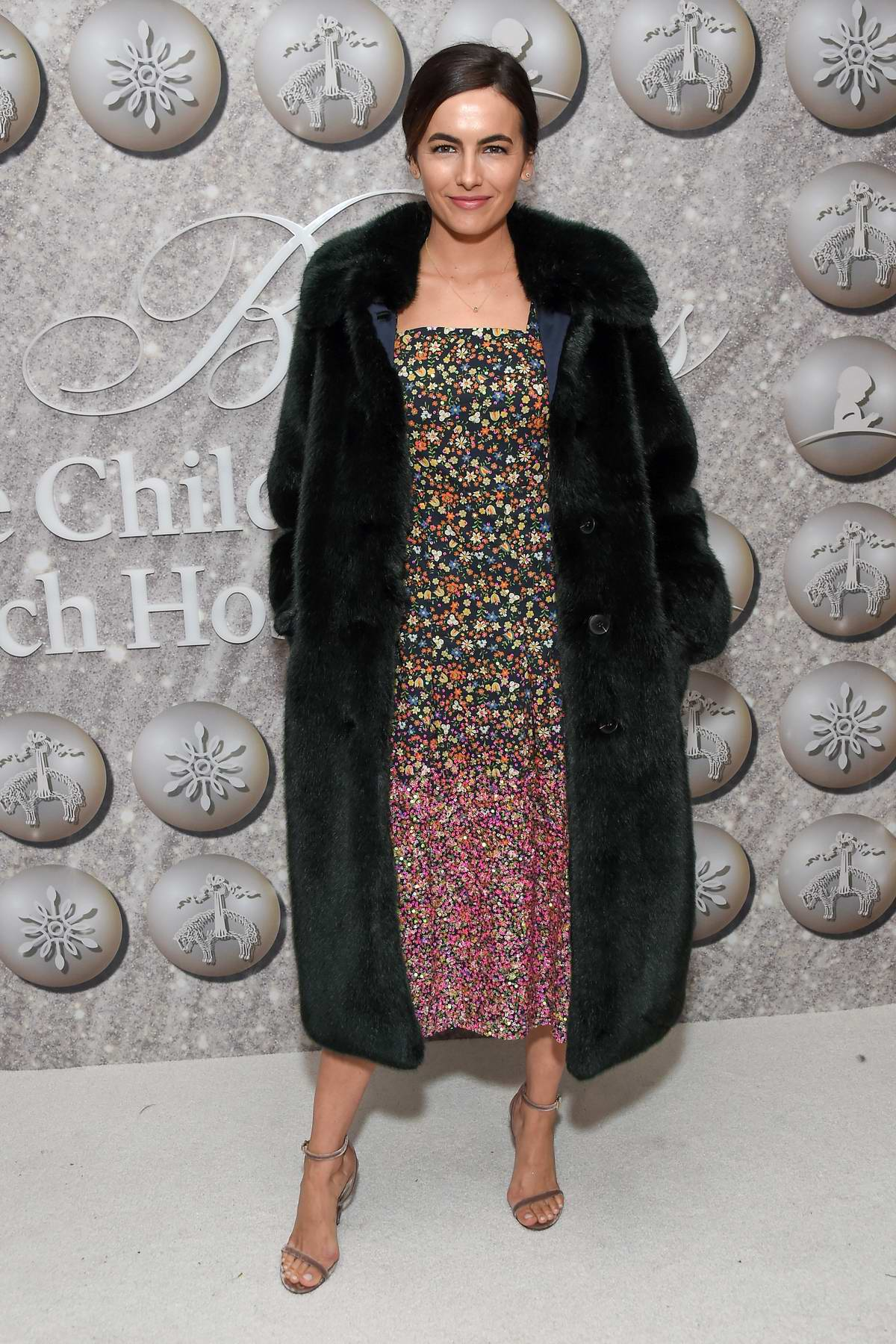 Camilla Belle attends Brooks Brothers Holiday Celebration honoring St. Jude in West Hollywood, Los Angeles
