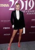 Caroline Vreeland attends the 2019 Footwear News Achievement Awards at the IAC Building in New York City
