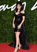 Charli XCX attends The Fashion Awards 2019 held at Royal Albert Hall in London, UK