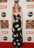Deborah Ann Woll attends the Marvel Universe's 'Celebrating Marvel's Stan Lee' in New York City