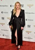 Elisabeth Moss attends the 2019 IFP Gotham Awards at Cipriani Wall Street in New York City