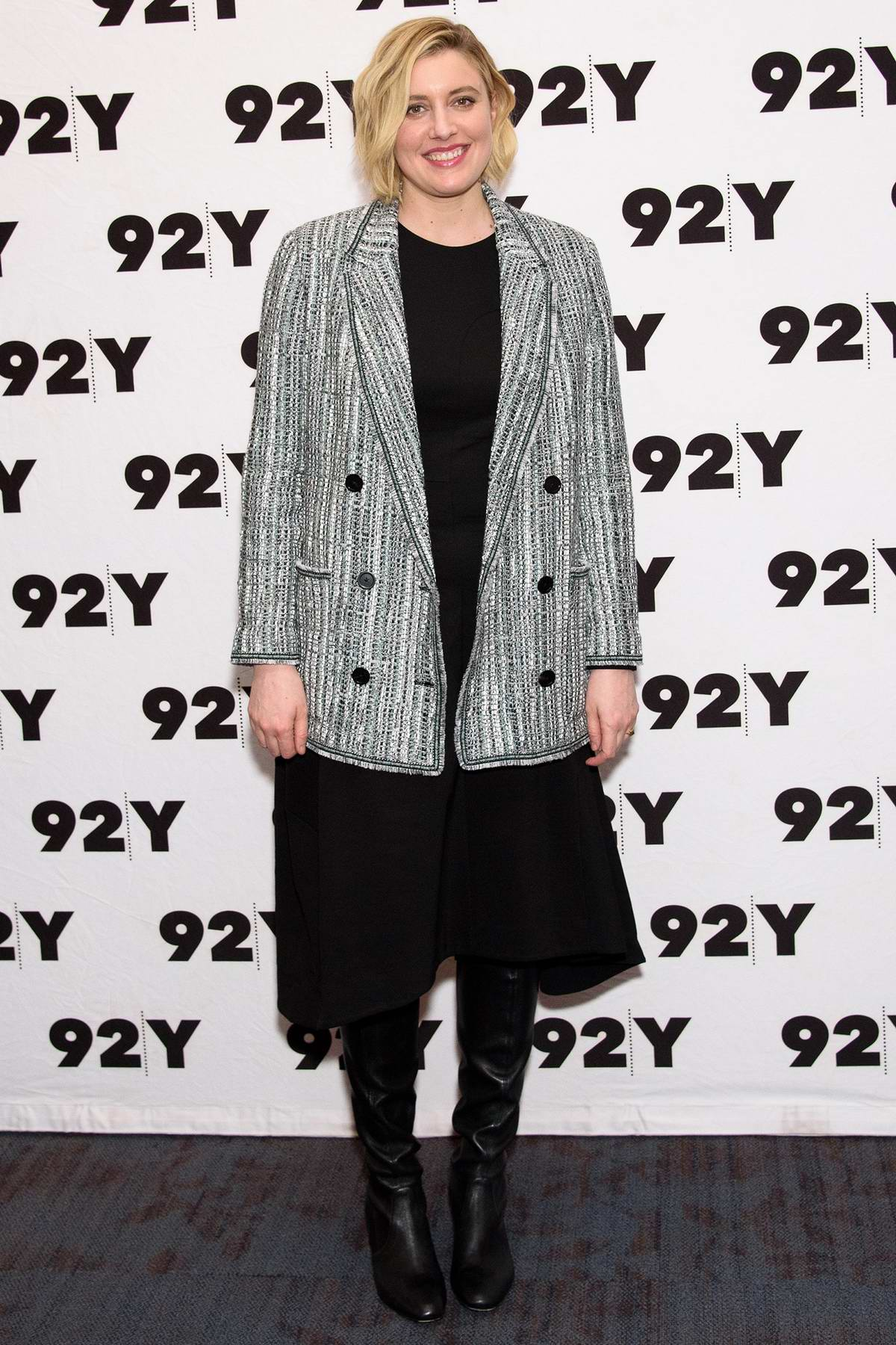 Greta Gerwig attends 'Little Women' Screening at 92nd Street Y in New York City
