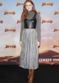 Karen Gillan attends 'Jumanji: The Next Level' photocall in Berlin, Germany