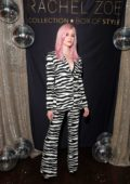 Katherine McNamara attends Rachel Zoe Collection Box Style Holiday Event with Tanqueray in Los Angeles