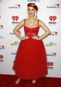 Katy Perry attends KIIS FM's iHeartRadio Jingle Ball held at the Forum in Inglewood, California