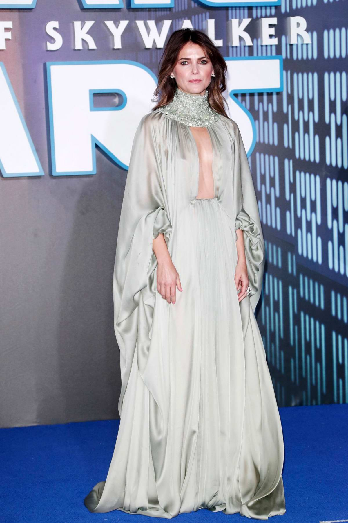Keri Russell Attends The Premiere Of Star Wars The Rise Of Skywalker In London Uk 181219 1
