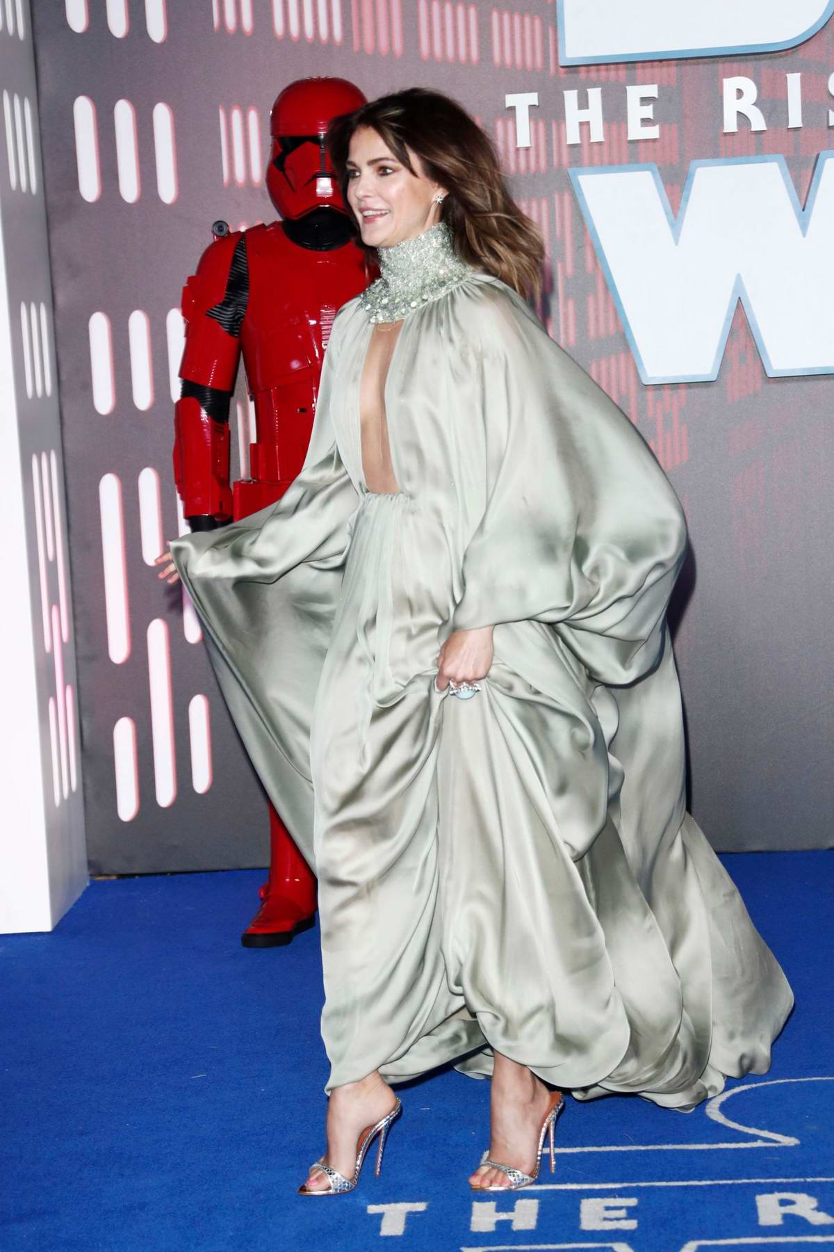 Keri Russell Attends The Premiere Of Star Wars The Rise Of Skywalker In London Uk 181219 6