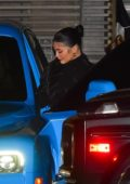 Kylie Jenner and Sofia Richie head out for dinner at Nobu in Malibu, California