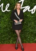Laura Whitmore attends The Fashion Awards 2019 held at Royal Albert Hall in London, UK