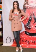Lea Michele attends her 'Christmas In The City' CD Launch at Barnes & Noble 5th Avenue in New York City