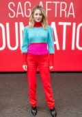 Lili Reinhart attends the SAG-AFTRA Foundation Conversation: Hustlers The Robin Williams Center in New York City