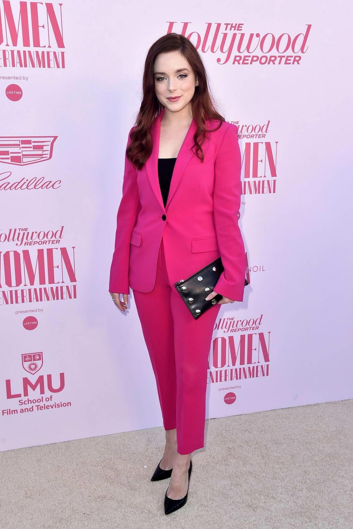 Madison Davenport attends The Hollywood Reporter's Power 100 Women in Entertainment in Hollywood, California