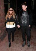 Mariah Carey and Bryan Tanaka enjoy some shopping together in Aspen, Colorado
