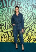 Nina Dobrev attends Dior Men's Fall 2020 runway show in Miami, Florida