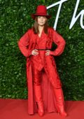 Noomi Rapace attends The Fashion Awards 2019 held at Royal Albert Hall in London, UK