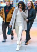 Priyanka Chopra keeps it cozy as she steps out in Tribeca, New York City