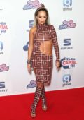 Rita Ora attends the Capital's Jingle Bell Ball with SEAT at London's O2 VIP in London, UK