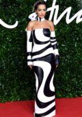 Rita Ora attends The Fashion Awards 2019 held at Royal Albert Hall in London, UK