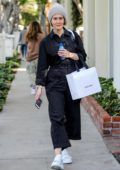 Sarah Paulson shops for deodorant at Violet Grey in West Hollywood, Los Angeles