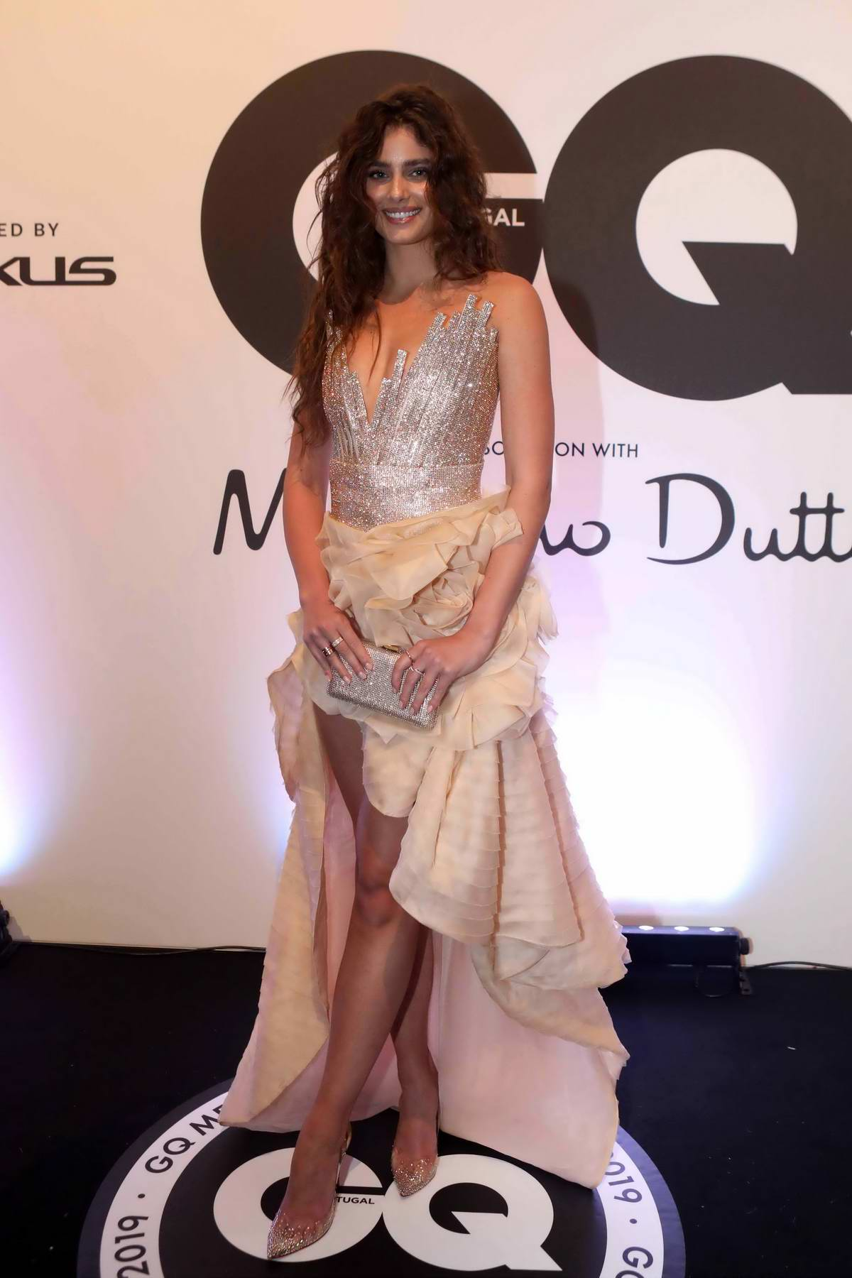 Taylor Hill attends the GQ Men of The Year 2019 in Lisbon, Portugal
