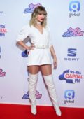 Taylor Swift performs live at Capital FM Jingle Bell Ball in London, UK