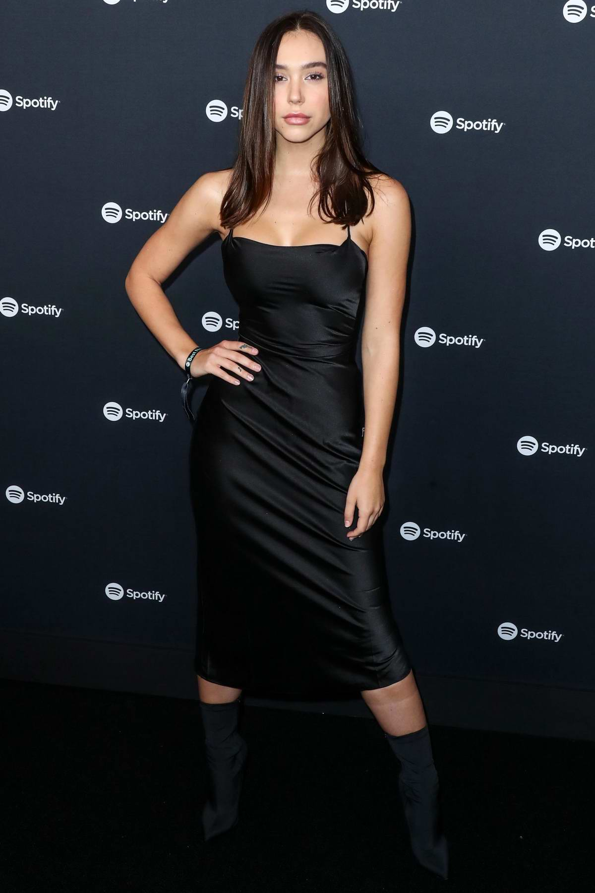Alexis Ren attends the Spotify 'Best New Artist' Party 2020 in Los Angeles