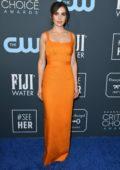 Alison Brie attends the 25th Annual Critics' Choice Awards at Barker Hangar in Santa Monica, California