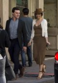 Ana de Armas, Ben Affleck and Finn Wittrock spotted on the set of 'Deep Water' in New Orleans, Louisiana