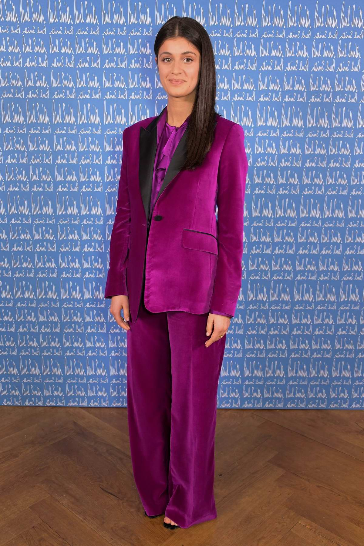 Anya Chalotra attends Paul Smith AW20 50th Anniversary Show during Paris Fashion Week in Paris, France