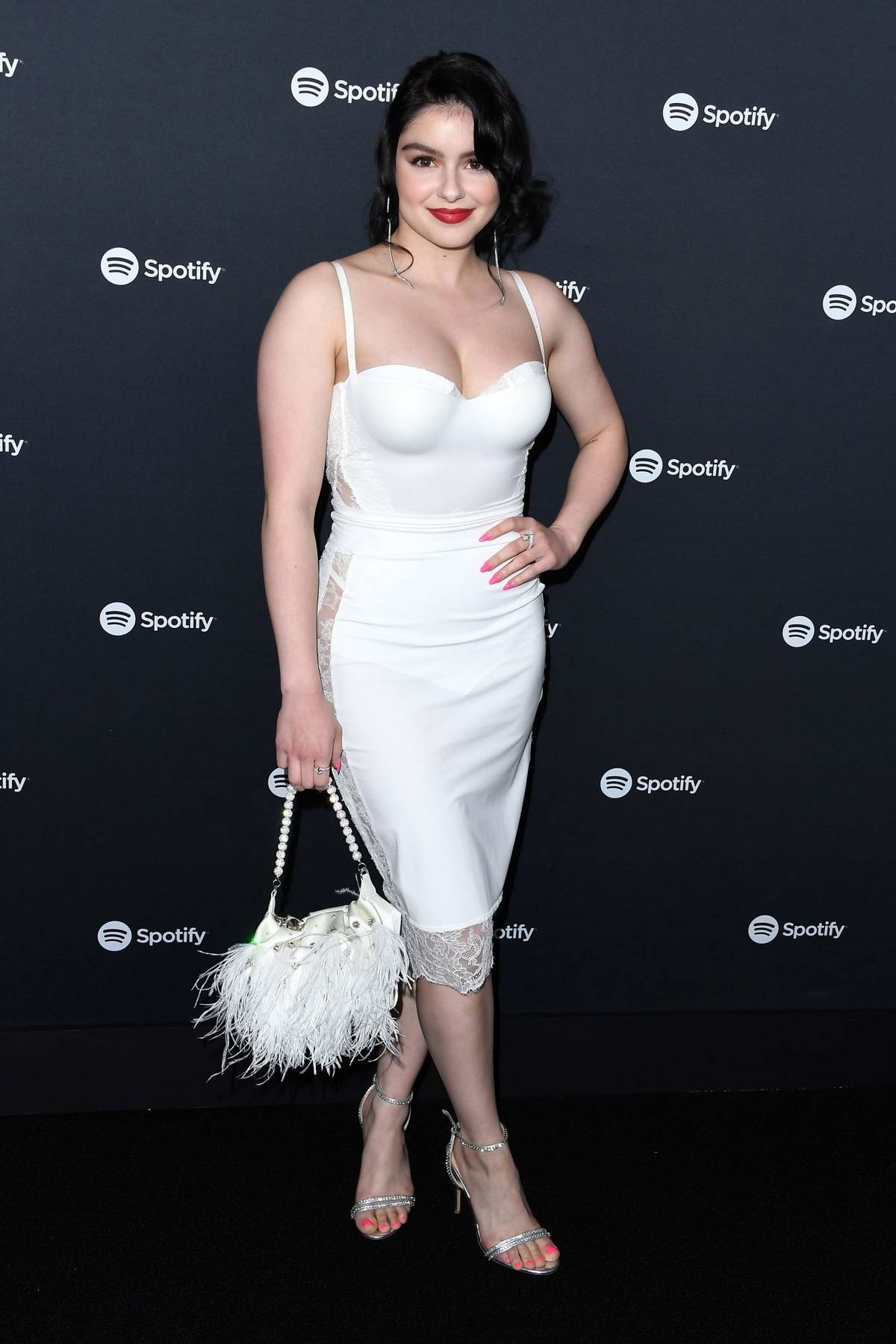 Ariel Winter attends the Spotify 'Best New Artist' Party 2020 in Los Angeles