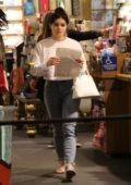 Ariel Winter seen while shopping at Papyrus in Los Angeles