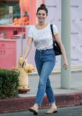 Ashley Greene steps out makeup free for some shopping in West Hollywood, California