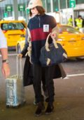 Bella Hadid keep it stylish as she touches down at JFK Airport in New York City