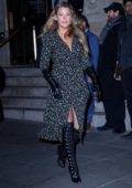 Blake Lively seen out and about after 'The Rhythm Section' premiere in New York City