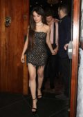 Camila Cabello and Shawn Mendes seen leaving Shawn's Grammy's After-Party at 40 Love in Los Angeles