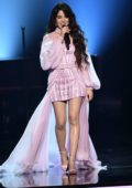 Camila Cabello performs onstage during the 62nd Annual Grammy Awards at Staples Center in Los Angeles
