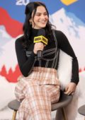 Camila Mendes attends Acura Festival Village during day 2 of the Sundance Film Festival 2020 in Park City, Utah