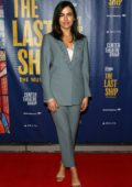 Camilla Belle attends 'The Last Ship' opening night performance in Los Angeles