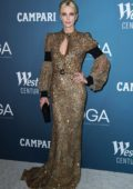 Charlize Theron attends the 22nd Costume Designers Guild Awards in Beverly Hills, California