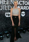 Charlize Theron attends the 26th Annual Screen Actors Guild Awards at the Shrine Auditorium in Los Angeles