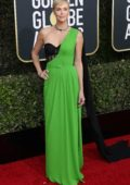 Charlize Theron attends the 77th Annual Golden Globe Awards at The Beverly Hilton Hotel in Beverly Hills, California