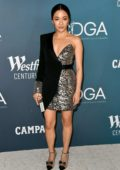 Constance Wu attends the 22nd Costume Designers Guild Awards in Beverly Hills, California