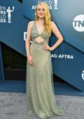 Dakota Fanning attends the 26th Annual Screen Actors Guild Awards at the Shrine Auditorium in Los Angeles