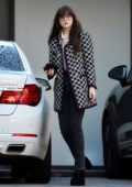 Dakota Johnson steps out with Blake Lee for a coffee run in Los Angeles
