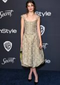 Diana Silvers attends the 21st annual Warner Bros and InStyle Golden Globe After-Party in Beverly Hills, California