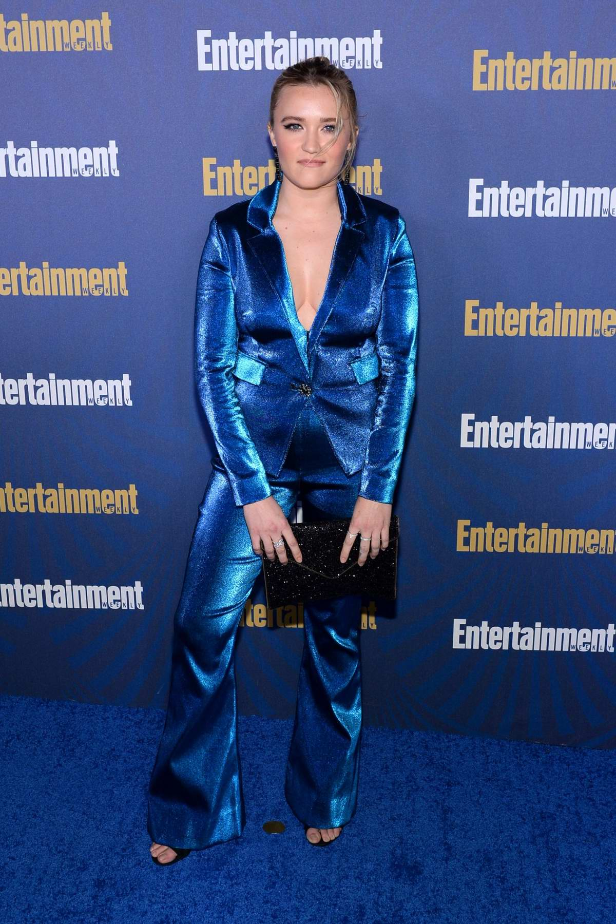 Emily Osment attends Entertainment Weekly Celebrates the SAG Award Nominees in Los Angeles